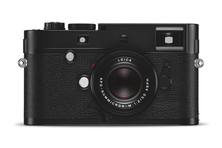 Leica выпустили новый фотоаппарат M Monochrom Typ 246