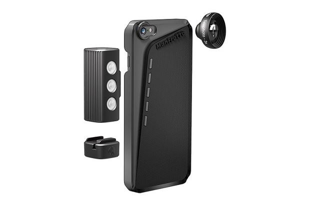 Manfrotto KLYP+ превращает iPhone 6 и 6+ в профессиональную камеру