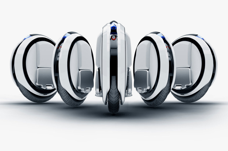Ninebot One: электрический самобалансирующийся моноцикл