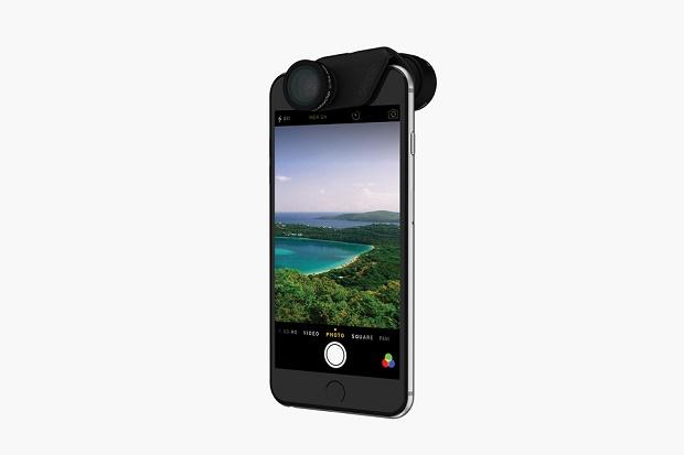 Olloclip Active Lens — внешний объектив для iPhone 6 и 6 Plus