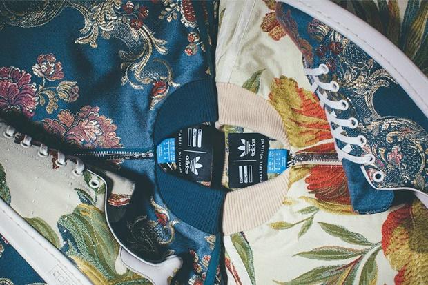 """Первый взгляд: коллекция Pharrell Williams x adidas Originals """"Jacquard"""""""
