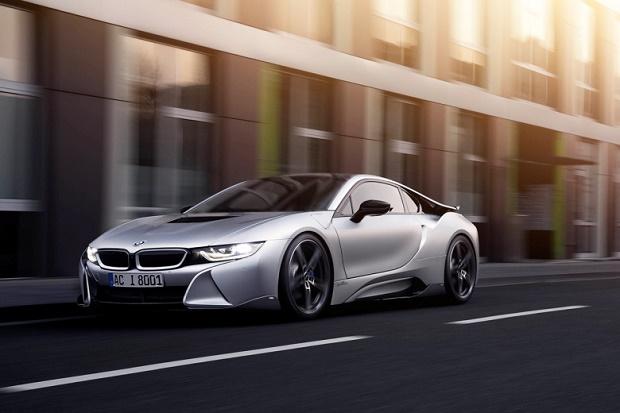 В AC Schnitzer обошли вниманием силовую установку BMW i8