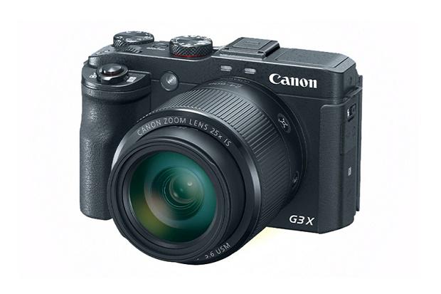 Canon представила премиум-компакт PowerShot G3 X с мощным зумом