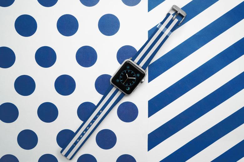 Colette и Casetify создали дизайн для Apple Watch