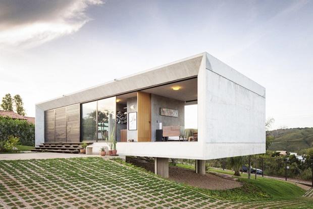 Дом Solar de Serra от 3.4 Arquitetura