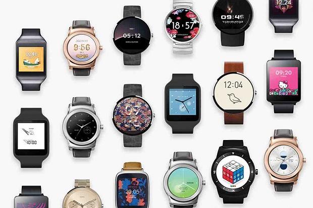 Google анонсировали 17 новых циферблатов для Android Wear