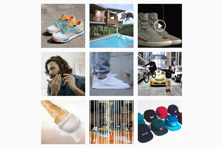 Instagram обновил дизайн веб-версии