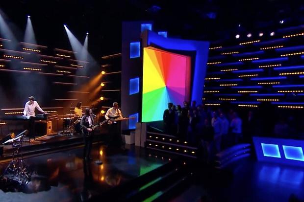 Jamie xx выступил на франзуском канале в компании Роми и Оливера из The XX
