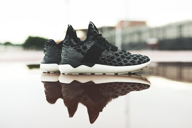 "Кроссовки adidas Originals Tubular Runner Primeknit ""Black Carbon"""