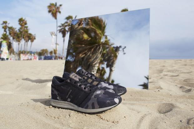 Кроссовки Undefeated x adidas Consortium Los Angeles