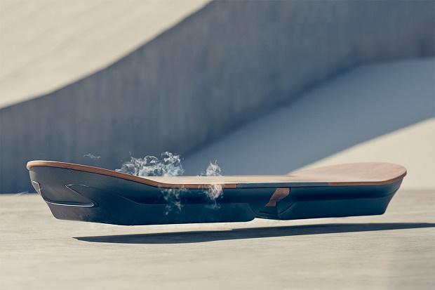 Lexus создал работающий ховерборд