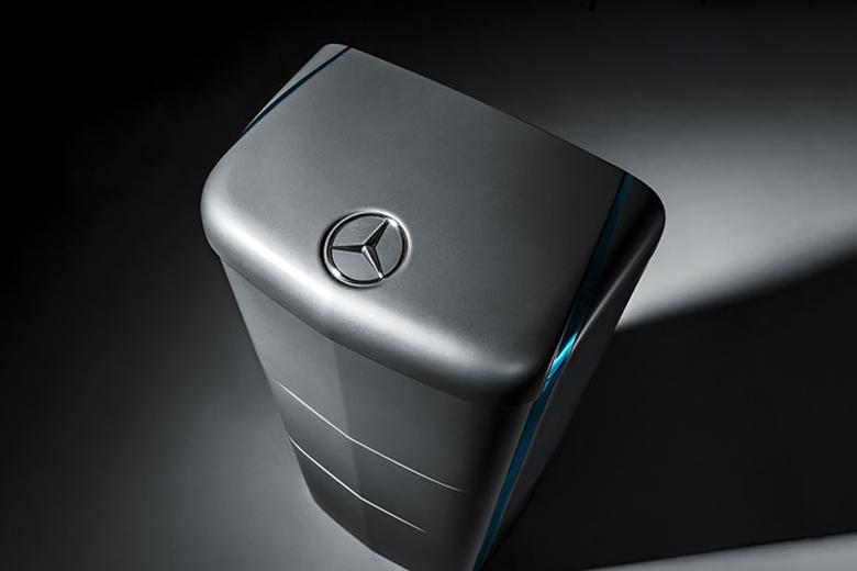 Mercedes-Benz окажет конкуренцию Tesla на рынке бытовых аккумуляторов