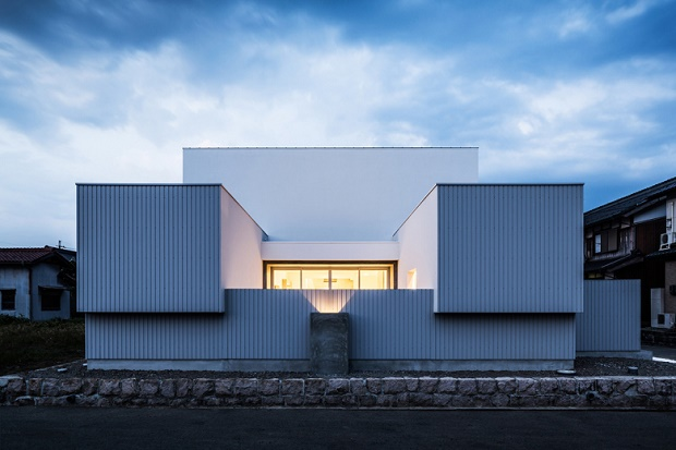 Минималистичный дом в Амстердаме от Kouichi Kimura Architects