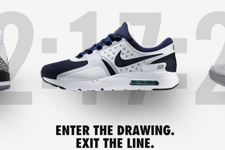 Nike запускает сервис предзаказа Drawing