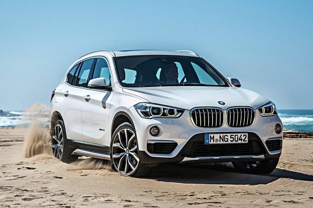 Новый BMW X1 представлен официально