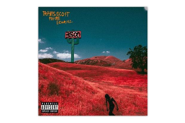 """Новый сингл Travi$ Scott """"3500"""""""