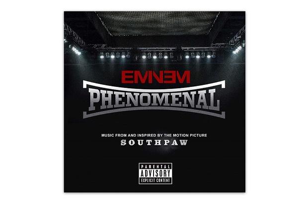 "Новый трек Эминема ""Phenomenal"""