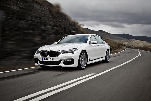Представлен новый BMW 7-Series с пакетом M Sport