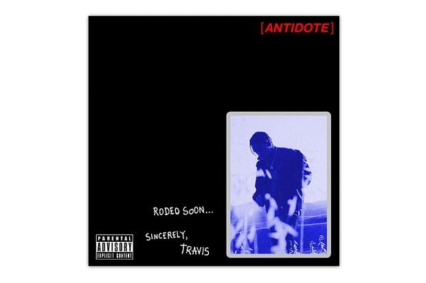 Премьера трека Travi$ Scott - Antidote