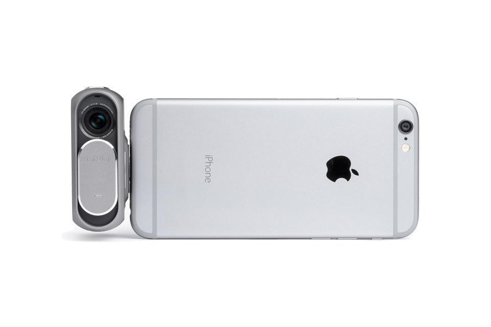 Внешняя компактная Lightning-камера DxO ONE для iPhone