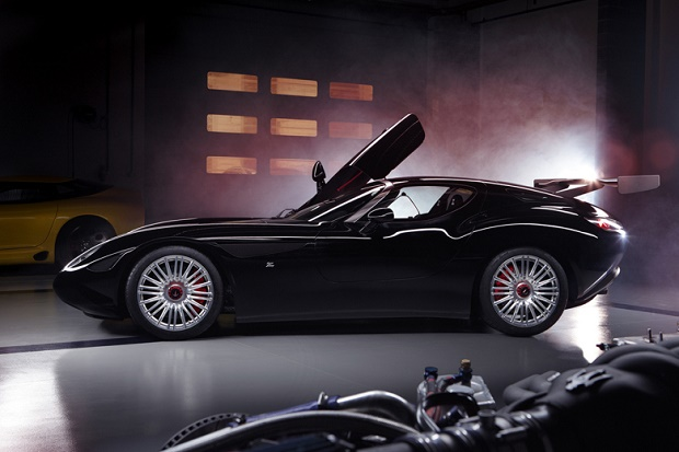 Все купе Zagato Maserati Mostro раскуплены до выпуска