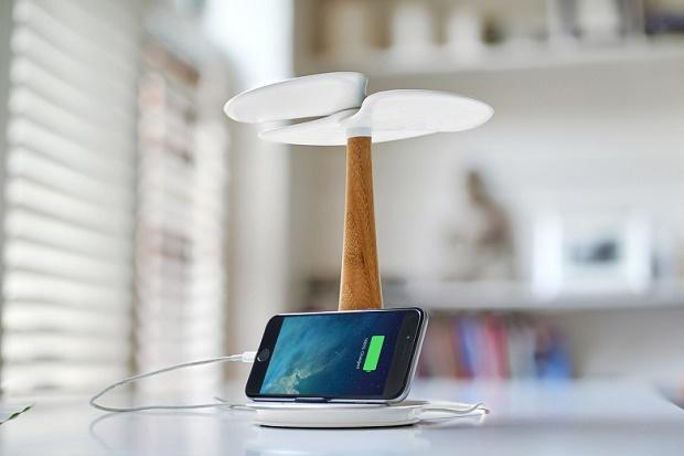 Зарядное устройство Ginkgo Solar Tree для iPhone и iPad