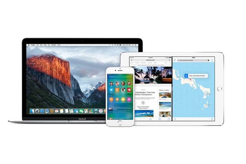 Apple начала публичное бета-тестирование iOS 9 и OS X El Capitan
