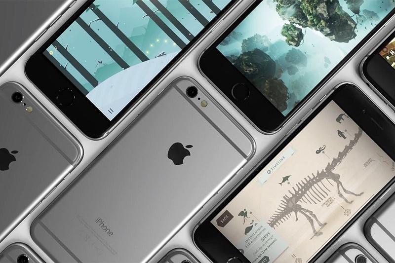 Apple опубликовала два рекламных ролика об iPhone 6