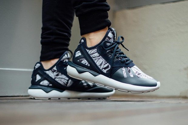 Кроссовки adidas Originals Tubular Runner Leg Ink