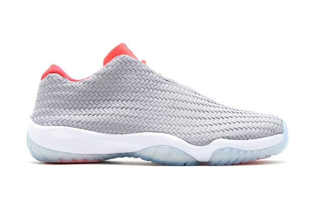 Кроссовки Air Jordan Future Low «Wolf Grey»