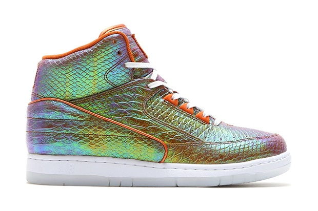 Кроссовки Nike Air Python PRM «Metallic Tawny»