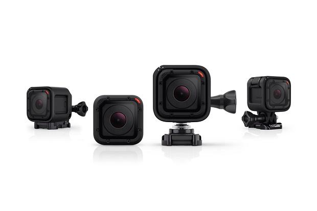 Миниатюрная экшн-камера GoPro Hero4 Session