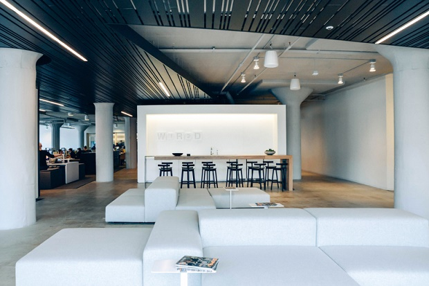 Новый офис журнала WIRED в Сан-Франциско