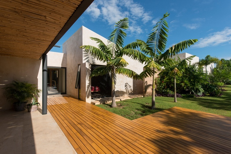 Особняк Casa GD от Reyes Rios + Larrain Architects