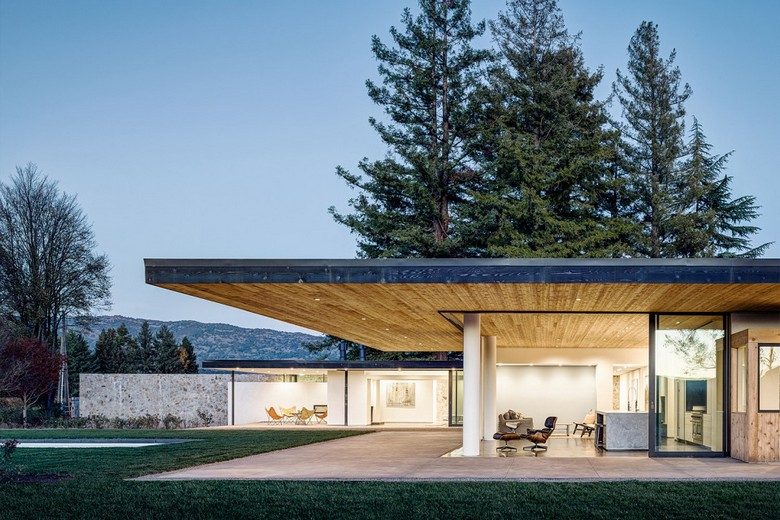 Резиденция Oak Knoll от Jørgensen Design
