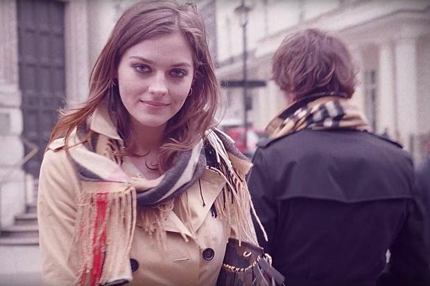 Видео рекламной кампании Burberry Осень/Зима 2015