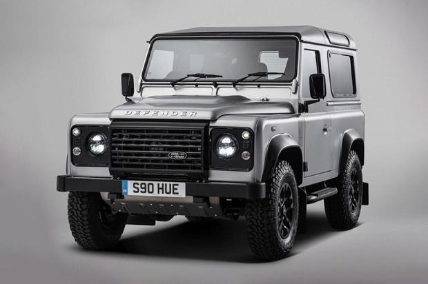 Выпущен двухмиллионный Land Rover Defender