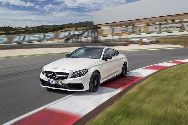 2017 Mercedes-AMG C 63 Coupe представлен официально