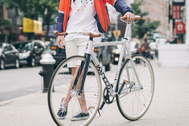 Велосипед 10.Deep x MSC Rain X Custom Build