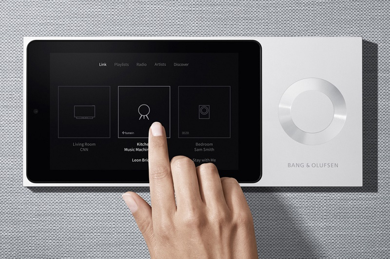 Bang & Olufsen представили платформу BeoLink Multiroom