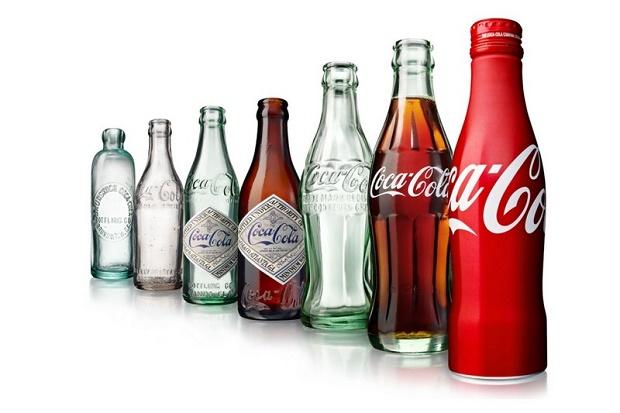 Бутылка Coca-Cola отмечает свое 100-летие