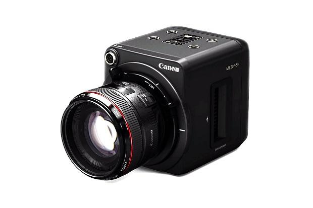 Canon выпустила видеокамеру, которая идет на стандарт 4,000,000 ISO