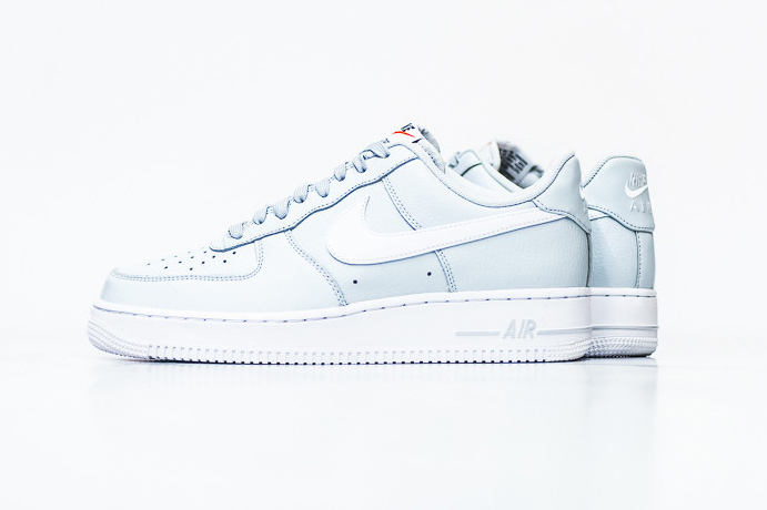 Кроссовки Nike Air Force 1 '07 «Pure Platinum»