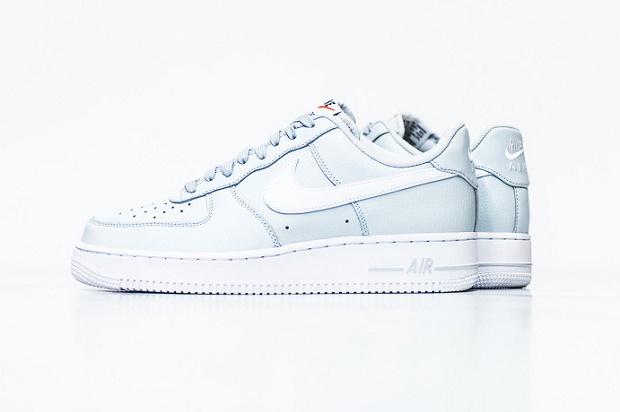 Кроссовки Nike Air Force 1 '07 «Pure Platinum»