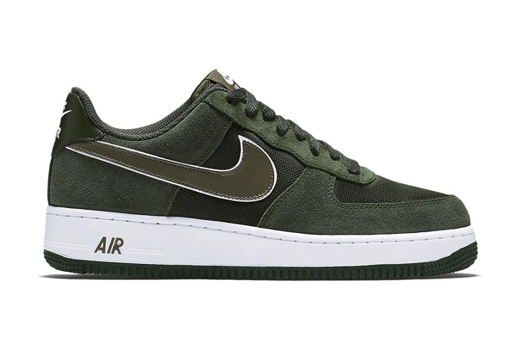 Кроссовки Nike Air Force 1 Low Hunter Green