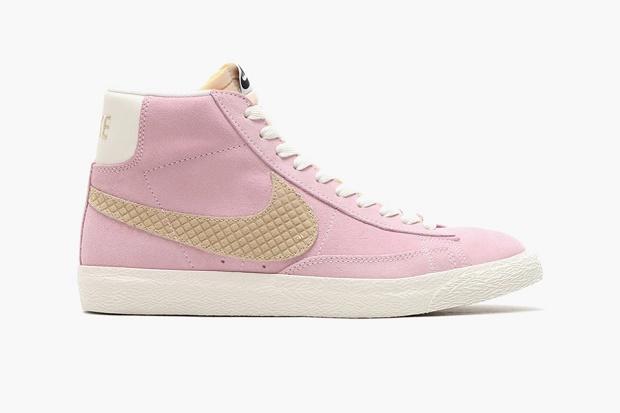 Кроссовки Nike Blazer Mid Vintage Ice Cream