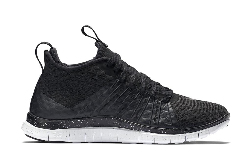 Кроссовки Nike Free Hypervenom 2 «Black»
