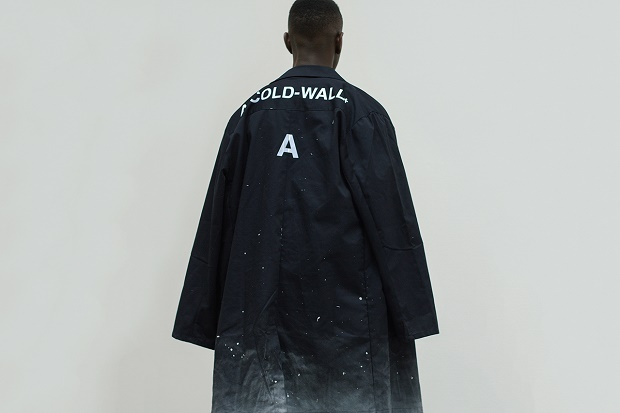 """Лукбук A-COLD-WALL* x Harvey Nichols Весна/Лето 2015 """"PUBLIC-FORM"""""""