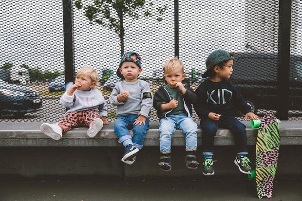 Лукбук детской одежды KID Лето 2015