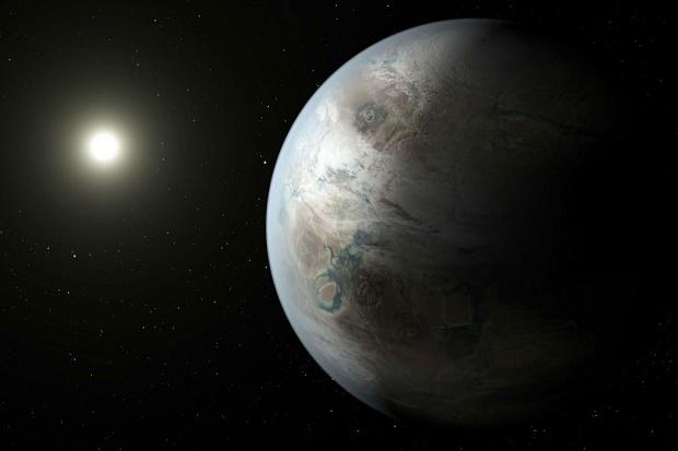 НАСА обнаружило максимально похожую на Землю планету